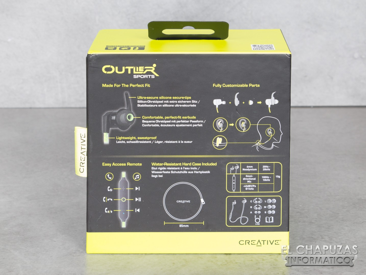 Review Creative Outlier Sports