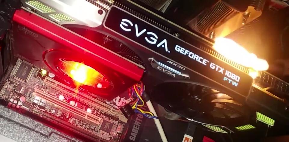 EVGA lanza nuevas BIOS para sus GeForce GTX 1080/1070/1060 afectadas