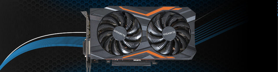 Review: Gigabyte GeForce GTX 1050 Ti G1 Gaming