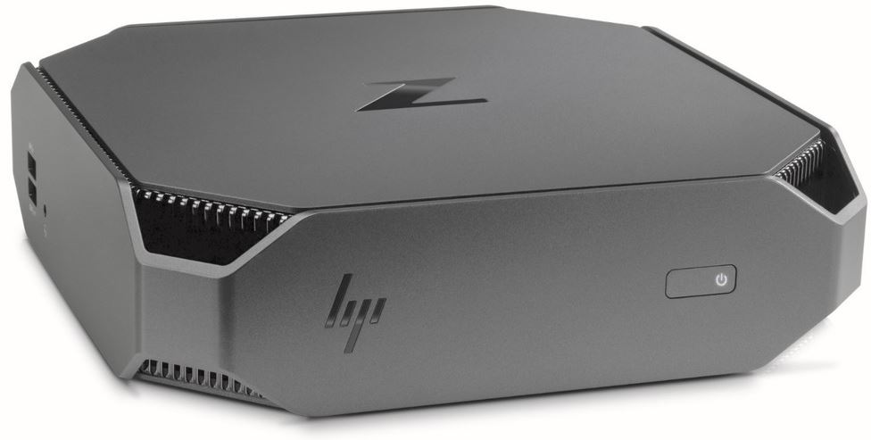 HP Z2 Mini: WorkStation compacto y silencioso