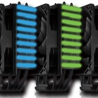 LEPA NEOllusion: Disipador CPU de alto rendimiento con un toque RGB