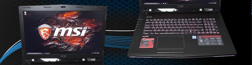 Review: MSI GT72VR Dominator Tobii