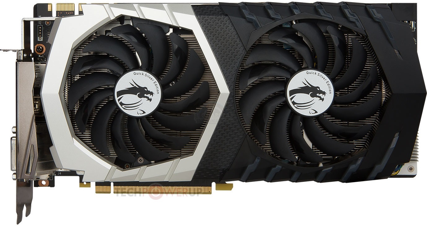 MSI GeForce GTX 1070 Quick Silver, ¿GPU para surferos?