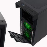 Nanoxia CoolForce 2 Rev.B: Chasis pensado para líquidas avanzadas