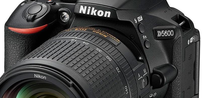 Nikon D5600: Una DSLR para la gama de entrada