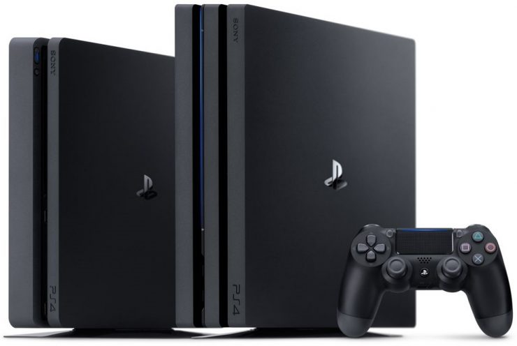 PlayStation 4 Slim vs PlayStation 4 Pro 740x496 0