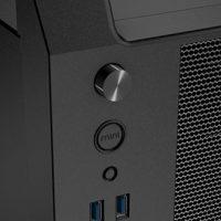Reeven Koios: Chasis cúbico Micro-ATX que piensa en el alto rendimiento