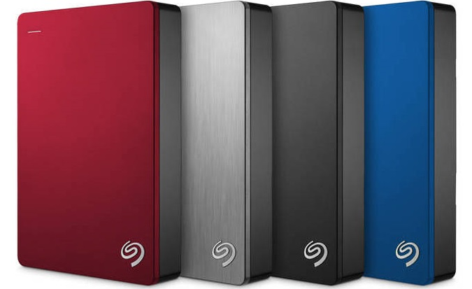 Seagate Backup Plus 5TB: El HDD externo de mayor capacidad existente