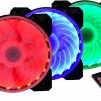 X2 Magic Lantern: Los mejores ventiladores para hacer de tu PC una discoteca