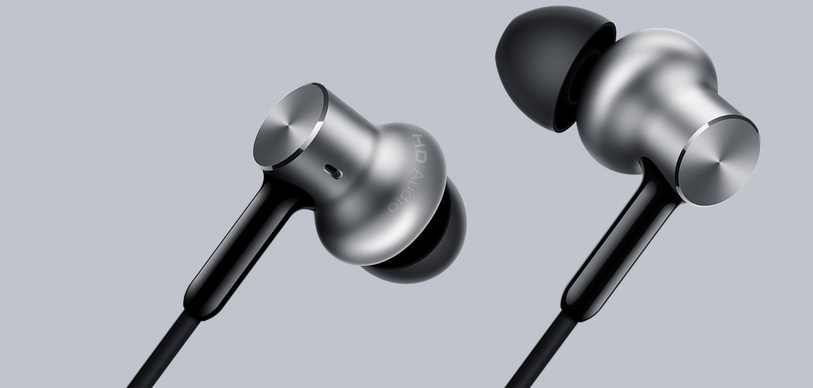 Xiaomi Piston Pro: Auriculares intraaurales de alta calidad por 20€