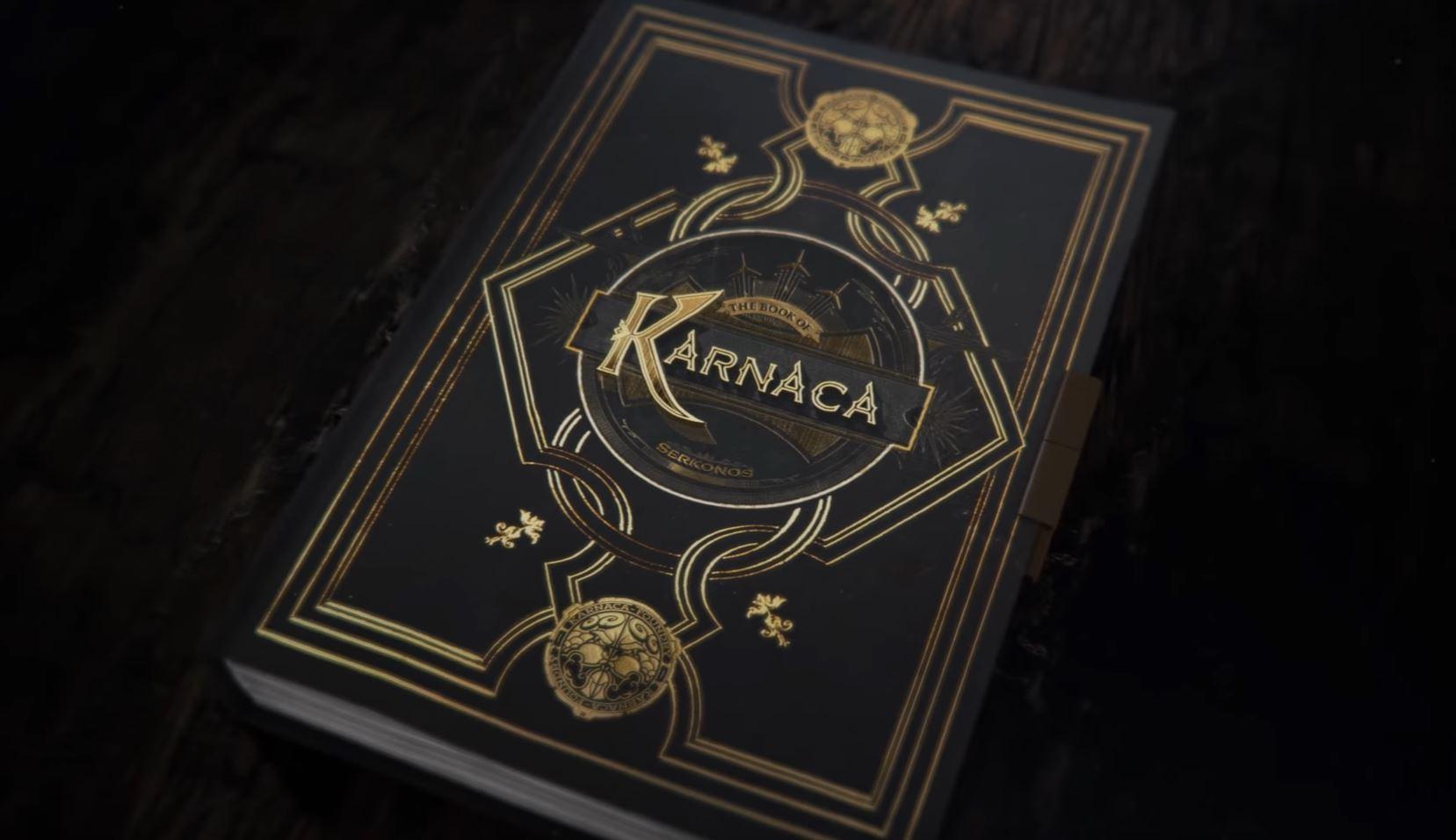 """""""El Libro de Karnaca"""" nos introduce en la historia de Dishonored 2"""
