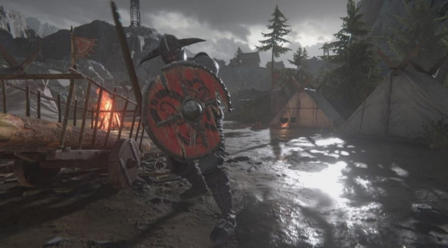 Project Wight: Mitología nórdica dirigida por el diseñador de Battlefield