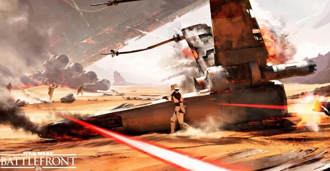 EA confirma que Star Wars: Battlefront II llegará en otoño de 2017