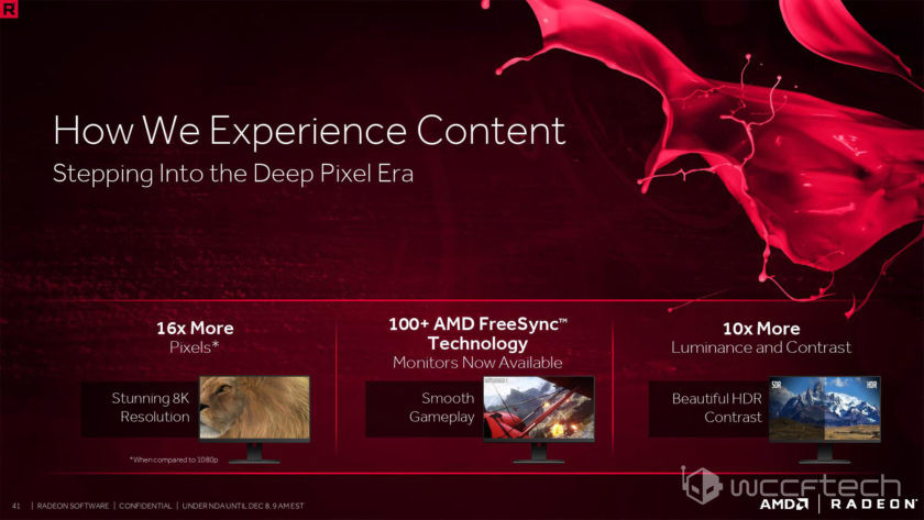 AMD Radeon Software Crimson ReLive 16 15