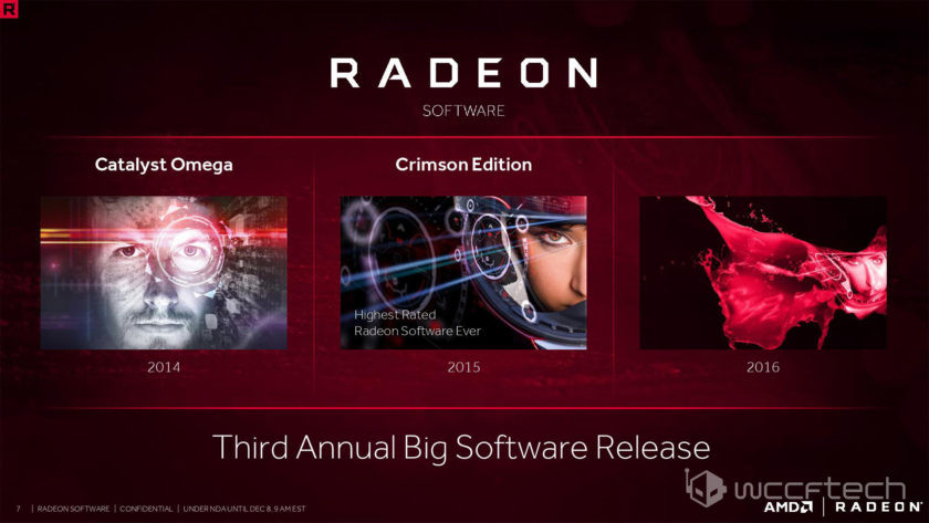 AMD Radeon Software Crimson ReLive 2 1