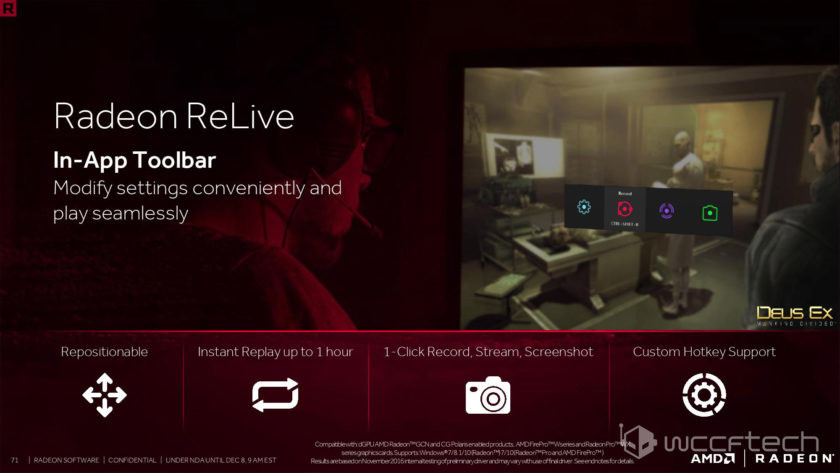 AMD Radeon Software Crimson ReLive 34 33