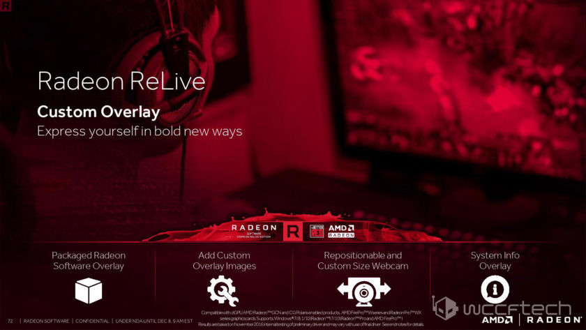AMD Radeon Software Crimson ReLive 35 34