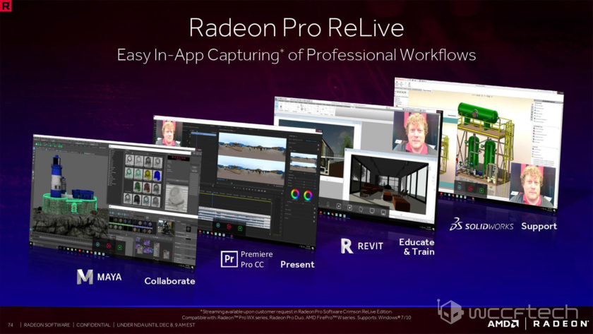 AMD Radeon Software Crimson ReLive 36 35
