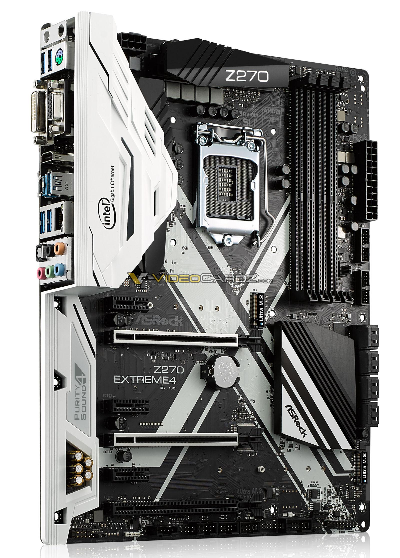 ASRock Z270 Extreme4 1 1