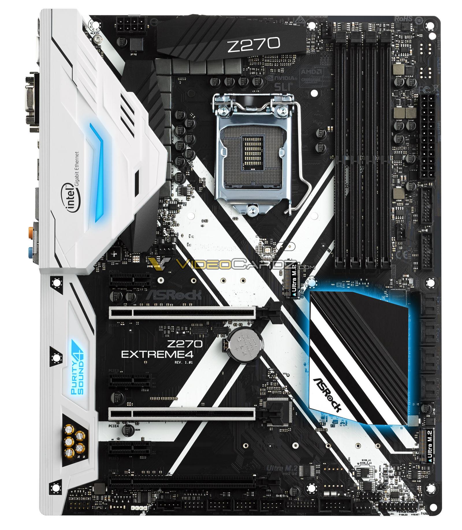 ASRock Z270 Extreme4 0