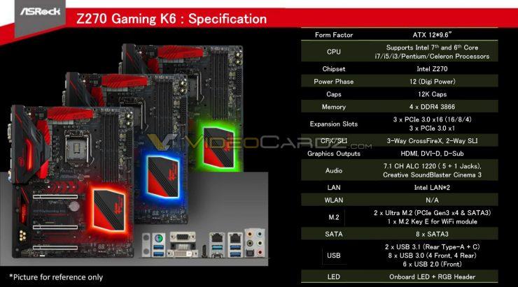 ASRock Z270 Gaming K6 1 740x411 3
