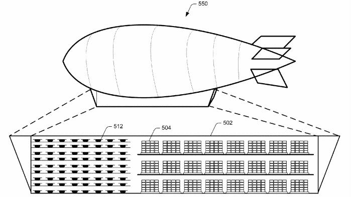 Amazon nave nodriza drones 1 0