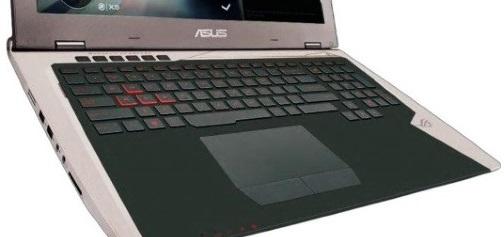 15 portátiles gaming Asus FX, GL y G filtrados con Kaby Lake + Pascal