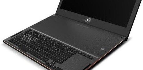 Asus prepara el portátil con una GTX 1080 más delgado del mercado
