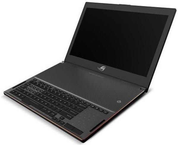 Asus Ultrabook con GTX 1080 0