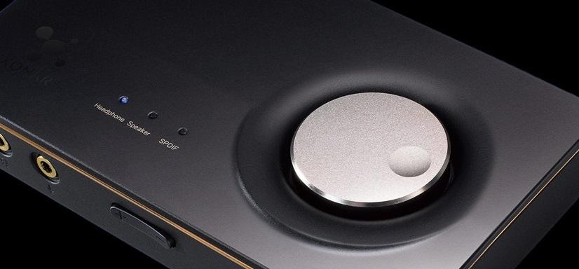 Asus Xonar U7 MKII: Tarjeta de sonido 7.1 externa de alta gama