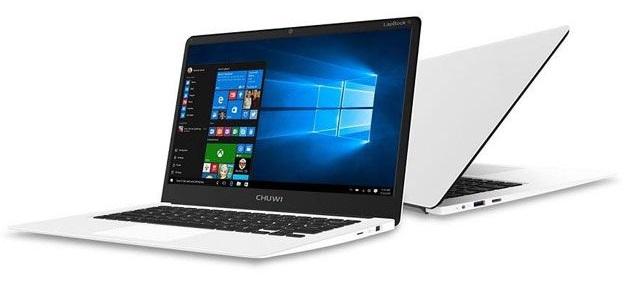 Chuwi LapBook 14.1: Ultrabook de 14.1″ FHD con CPU Intel Celeron y 4GB RAM