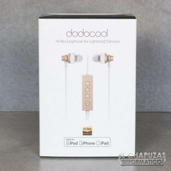 Dodocool Hi Res Lightning Earphones 01 598x600 2