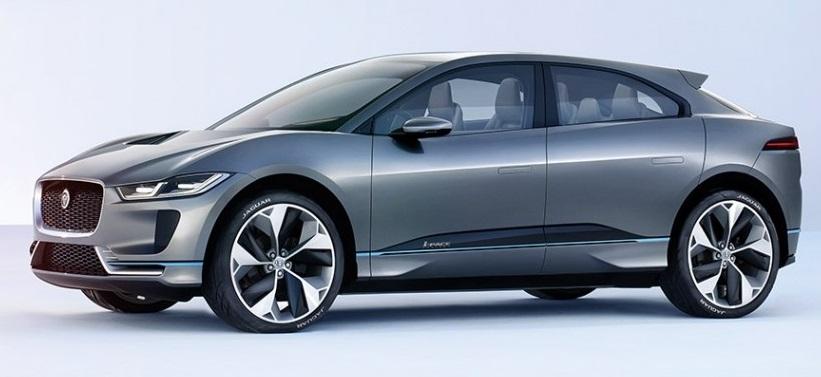 I-PACE, así es el primer coche 100% eléctrico de Jaguar