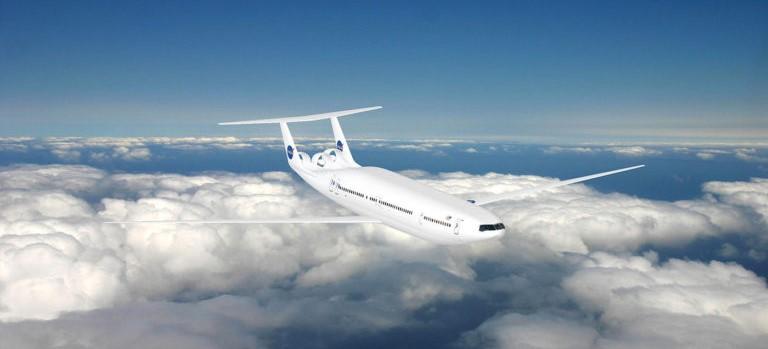 La NASA trabaja en un motor que mejorará la eficiencia en los aviones