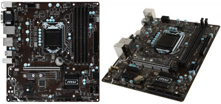 MSI B250M Pro VDH MSI B250M Pro VH 740x349 4