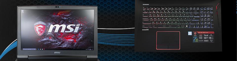 Review: MSI GT73VR 7RE Titan (Core i7-7820HK + GTX 1070)