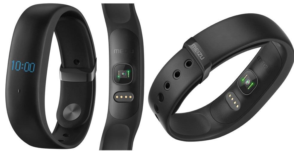 Meizu Band: 15 días de autonomía y sensor cardiaco por 31 euros