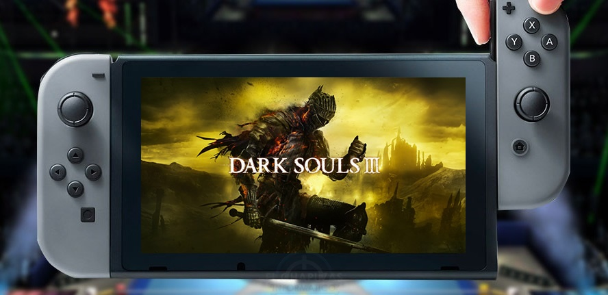 Dark Souls 3 Switch