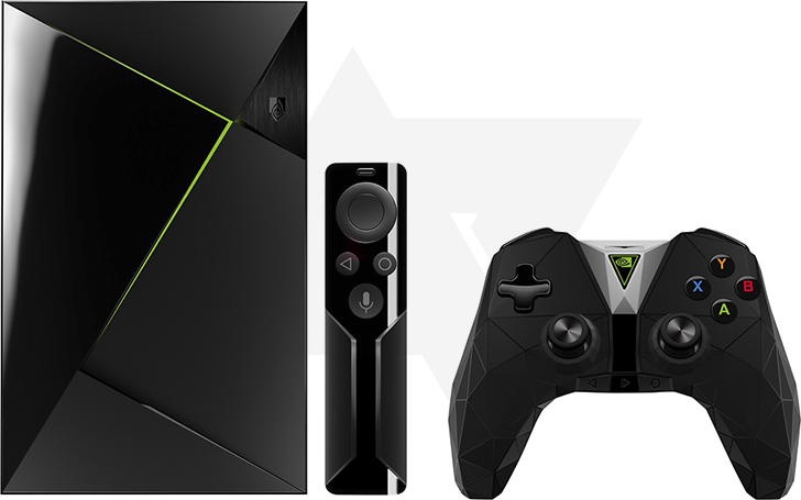 Nvidia Shield Android TV 2017 GTX 1050 1