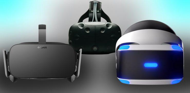 Oculus rift vs HTC Vive vs PlayStation VR 740x361 0