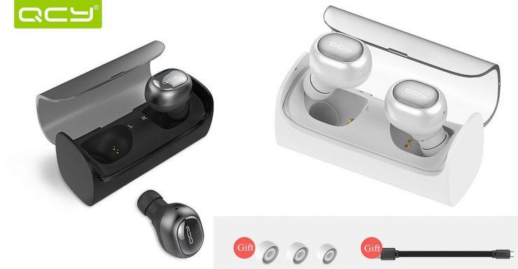 Noticia Qcy Q29 Auriculares Al Estilo Apple Airpods Que