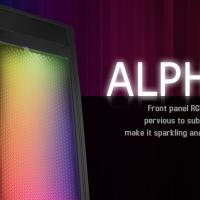 Raidmax Alpha: Semitorre con un llamativo frontal RGB