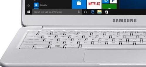 Samsung Notebook 9: CPU Kaby Lake y hasta 7h de autonomía
