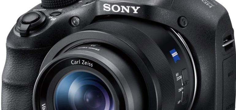 Sony Cyber-Shot HX350: Cámara DSLR con superzoom de 50 aumentos