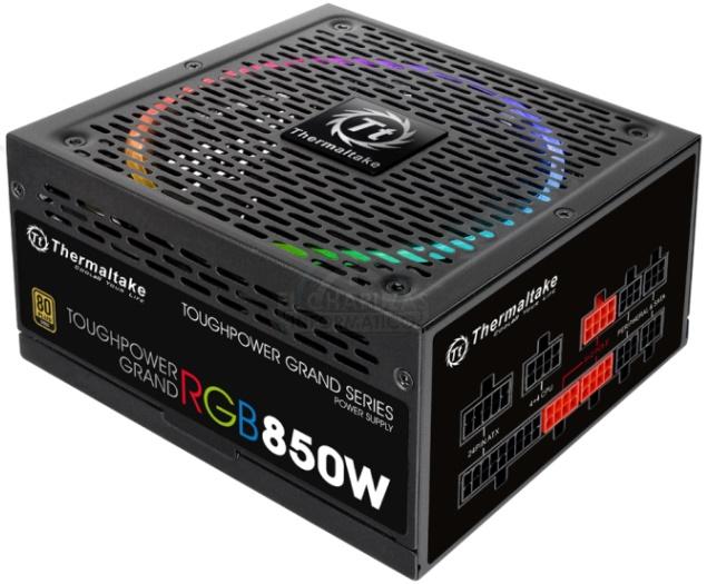 Thermaltake Toughpower Grand RGB Gold 850W 0