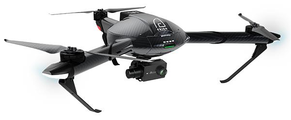 Xiaomi YI Erida: Nuevo dron capaz de capturar vídeo 4K @ 60 FPS