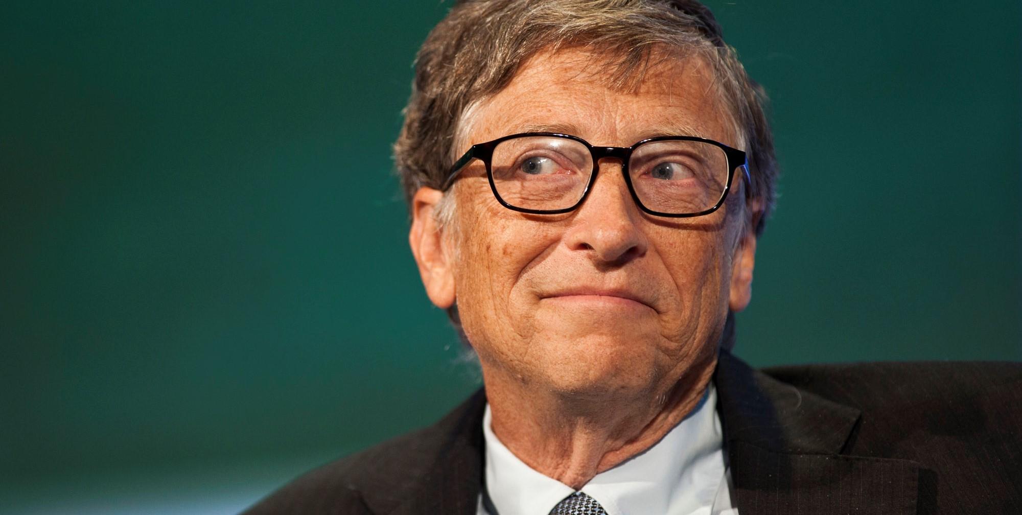 Bill Gates crea un fondo para el desarrollo de energías limpias