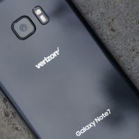 Verizon acepta finalmente la desactivación de los Note7