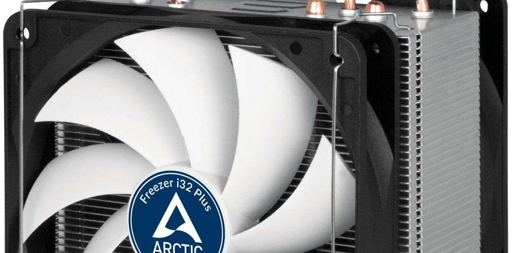 Arctic Freezer i32 Plus: Disipador Push&Pull para CPUs Intel
