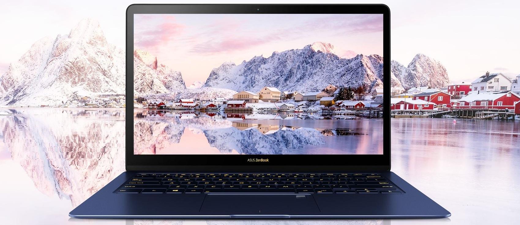 Asus ZenBook 3 Deluxe (UX490UA): Ultrabook de 14″ y 12.9mm de espesor